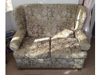 Small cottage style sofa
