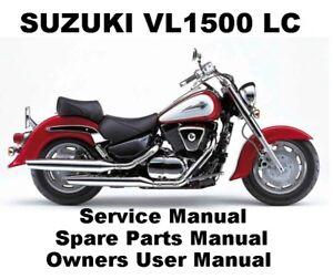 Suzuki Intruder 1500 Parts | eBay