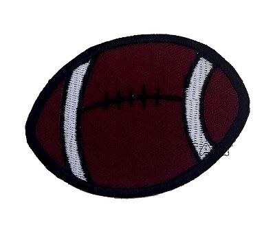 Football rugby sports  iron on / sew on patch badge
