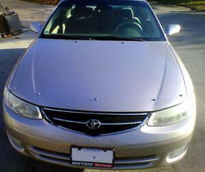 1999 Toyota Solara Coupe (private - single owner)
