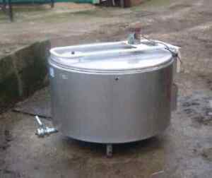 Looking for stainless tank