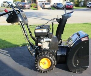 Poulan Pro 208cc Snowblower  barely used PERFECT