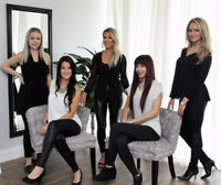 Hiring full-time Hairstylists- ask about our incentive package!