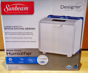 Sunbeam Whole House Cool Mist Humidifier
