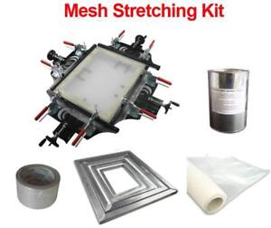 Screen Frame Stretching Kit Manual Stretcher & DIY Tools 006990