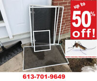 Screening FAST & RIGHT at your place for a fraction of the cost