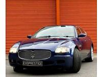 2006 Maserati Quattroporte 4.2 Seq 4dr Saloon Petrol Automatic