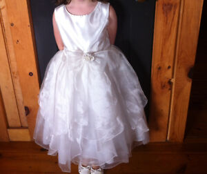 Flower girl or First Communion dress size 8