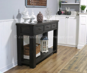 Entryway/console/side table or tv stand (new)