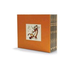 The complete Calvin and Hobbes collection