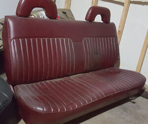 S10 bench seat