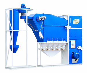 Grain cleaner of new generation