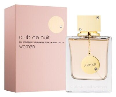 ARMAF CLUB DE NUIT WOMAN 105ML EAU DE PARFUM SPRAY BRAND NEW & SEALED