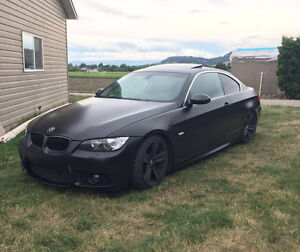 BMW 335i M-Package 400 horsepower