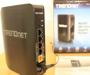 N-router, by TrendNet