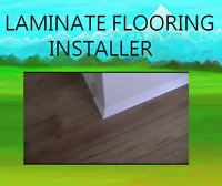 Painting/Laminate flooring Installer. reference available.