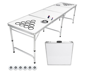 Very efficient and cheap beer-pong table, used once only