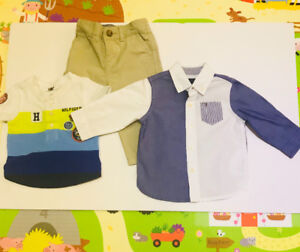 Tommy Hilfiger 6 to 9 months clothes at a great price!