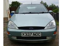 Ford Focus Ghia. Xreg, 2000