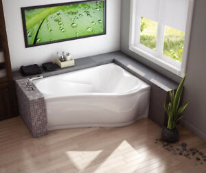 MAAX CORNER BATHTUB FOR ONLY $ 500