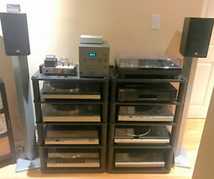 Turntables. Many to choose. From $85 and up...trades, repairs