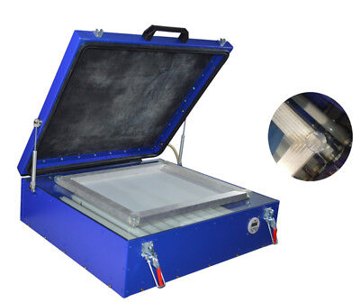 "Used, 24*20"" Vacuum UV Exposure Unit Commercial 110V Silk Screen Printing UV Exposure  for sale  Rancho Cucamonga"
