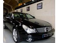2005 Mercedes-Benz CLS 5.0 CLS500 7G-Tronic 4dr