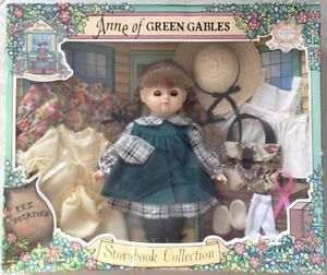 "Anne of Green Gables 12"" Doll in Box"
