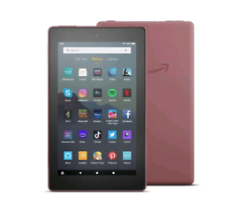 Amazon fire 7inch 32gb tablet with case