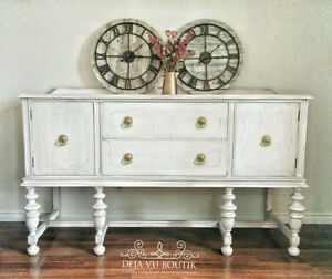 Newly Restyled Sideboard