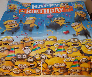Despicable Me Minnions Party Decorations Cornwall Ontario image 3