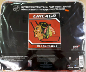 NHL luxury plush blankets $65