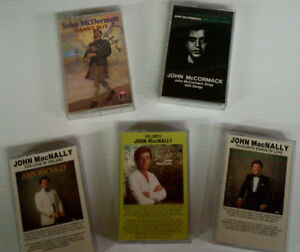 240 Music Cassettes Variety of Music - 25 for $5.00