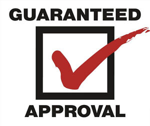 GUARANTEED APPROVAL FINANCING!