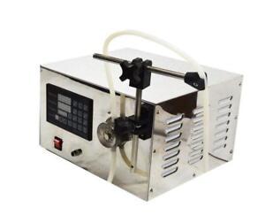 Used 5-5000ml 110V LT-1 Digital Control Drink Oil Water Liquid Filler (Item# 181061-1)