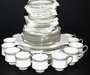 PARAGON OLYMPUS FINE BONE CHINA DINNER WARE SET ROYAL ALBERT