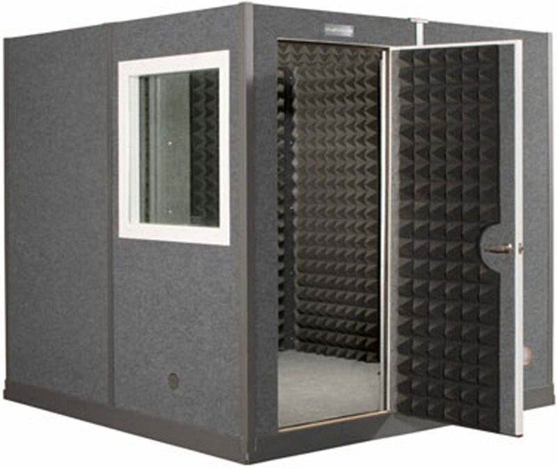 Vocalbooth Gold Series 8ftx8ft Sound Proof Isolation Room