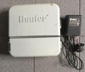 Hunter 8 zone Irrigation Controller & Timer