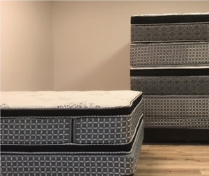 "13"" Thick - Double Sided Mattress"