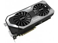 For Sale Palit Nvidia GeForce GTX 1070 Super Jetstream Graphics Card, 8GB GDDR5