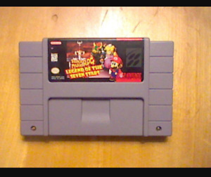 Super Mario RPG for Super Nintendo