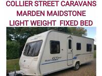 2010 Bailey ranger gt 60 520/4 berth fixedbed caravan