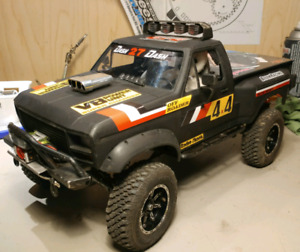 Looking for old beat up rc cars and trucks