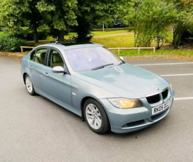 BMW 320D AUTOMATIC BUSINESS CLASS. SATNAV.SUNROOF !!!!