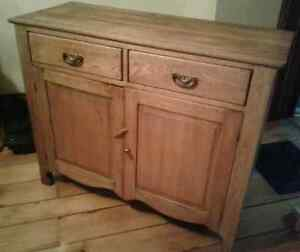 Re-finished Antique Cabinet