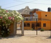 HOUSE FOR RENT IN MEXICO - CANADIAN OWNER