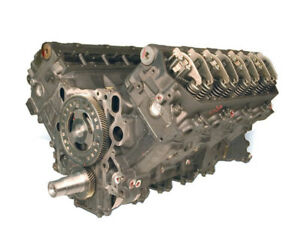 Ford 7.3L Powerstroke w/Swamps O-Ring Head, Crower, ARP, etc