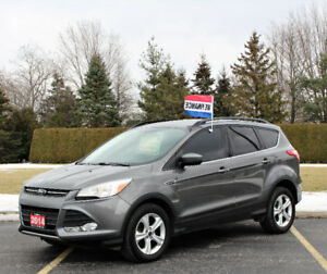 2014 Ford Escape SE **Navigation, Reverse Cam, Warranty**