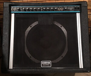 PEAVEY BANDIT 112 amp. Made in USA  80 watts. Scorpion equipped
