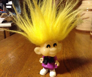 """SNAPY""1993 KIDS CLUB TROLL DOLL COLLECTIBLE BURGER KINGS Gatineau Ottawa / Gatineau Area image 10"